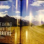 picture of a silk road magazine