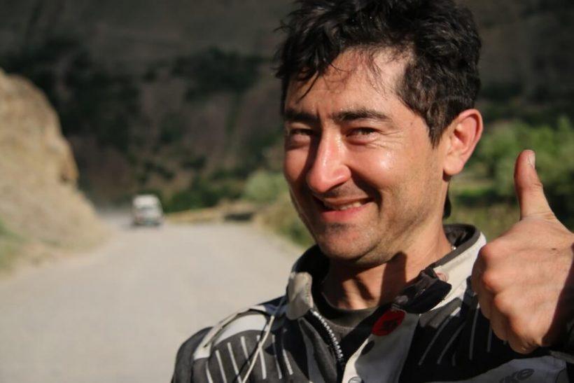 Smiling Pamir Highway Motorcycle_1024x683