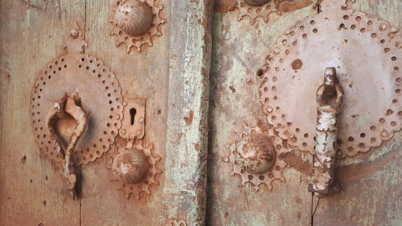 Door Knockers Abanyeh IRan
