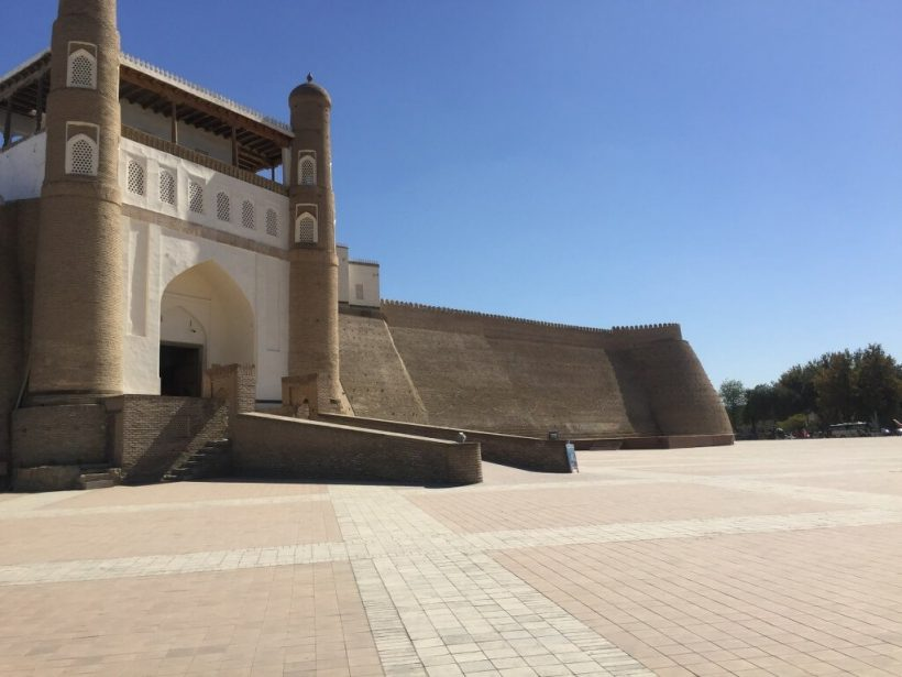 Bukhara – Front of the Ark_1024x768