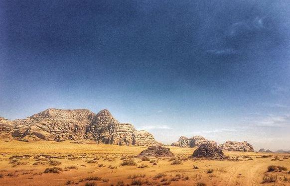 Leon Wadi Rum