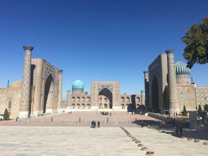 Registan – Samarkand